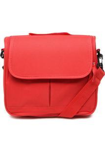 Bolsa Térmica Multikids Cool-Er Bag Vermelho
