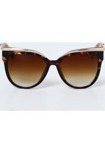 Óculos Feminino Redondo Marisa