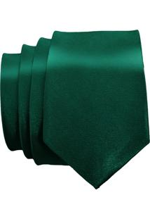 Gravata Unyforme Slim Verde