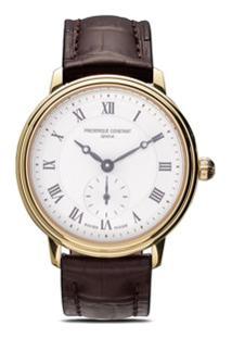 Frédérique Constant Relógio 'Slimline Ladies Small Seconds' 28.6Mm - White