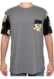 Camiseta Dc Especial Kelson Pocket - Masculino