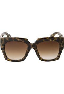 Óculos De Sol Quadrado Frame