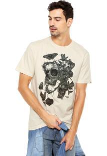 Camiseta Mcd Thorns Bege