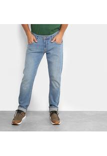 Calça Jeans Skinny Forum Igor Estonada Masculina - Masculino