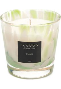 Baobab Collection Velas Aromatizadas - Branco