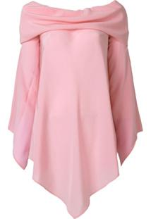 Sies Marjan Briar Off-Shoulder Blouse - Rosa