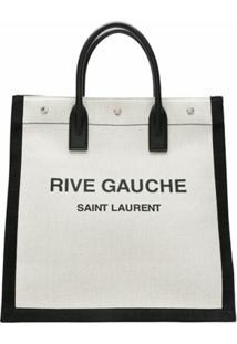 Saint Laurent Bolsa Shop Ysl Noe - Neutro