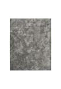 Tapete Foffo Retangular Shag (200X250) Chumbo