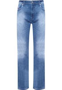 Calça Masculina Thommer L.32 - Azul