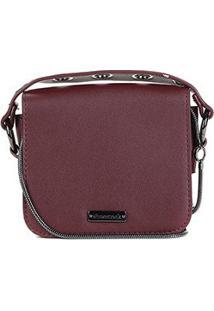 Bolsa Shoestock Mini Bag Tiracolo Metais Feminina - Feminino