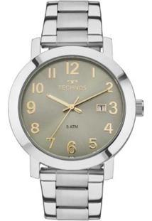 60458782e0d Netshoes. Relógio Aço Moderno Feminino ...