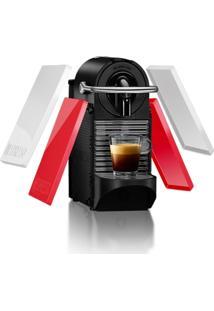 Cafeteira Pixie Clip Nespresso White And Coral 220V Automática - D60-Br3-Wr-Ne - Unissex
