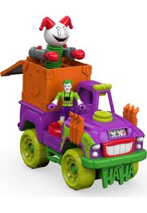 Imaginext Dc Super Friends The Joker Surprise Ref: M5649