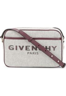 Givenchy Bolsa Estruturada Bond - Neutro