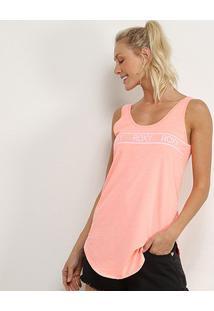 Camiseta Roxy Palm Side Feminina - Feminino