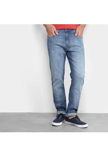 Calça Jeans Slim Ellus Lake Elastic Masculina - Masculino