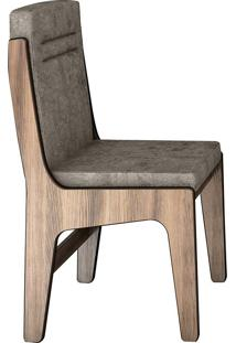 Cadeira Amsterdam - Dobuê - Canela