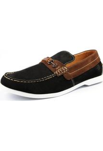 Mocassim Casual Dockside Sapatotop Shoes Tamanho Grande