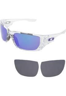Óculos Solares Oakley Style Switch Polished Branco