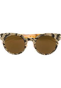 f914d812994fd R  4795,00. Farfetch Óculos De Sol Mykita Maison Margiela ...