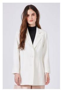 Blazer Stripe Off White