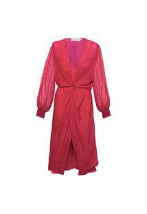 Vestido Irina - Vermelho