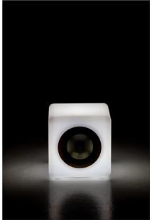 Luminaria Banco/Cubo 2 P/The Lamp White Cubo Wi-F - 20X20X20