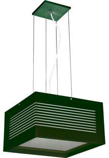 Pendente Grande 6149 Verde