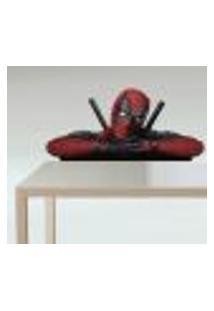 Adesivo De Parede Deadpool 2 - P 25X55Cm