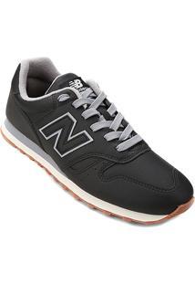 Tênis Couro New Balance 373 Masculino - Masculino