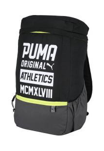 Mochila Puma Sole Plus - Preto/Branco