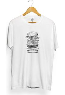 Camiseta Long Beach Burger Open Masculina - Masculino