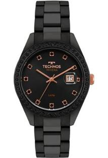 Relógio Technos Feminino Riviera - 2115Moj/4P 2115Moj/4P - Feminino