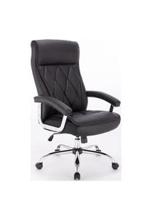 Cadeira Office Byartdesign Spring Preto