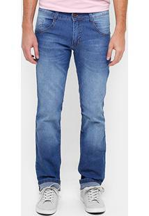 Calça Jeans Slim Fit Biotipo Stone Masculina - Masculino