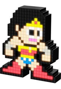 Luminária Pdp Pixel Pals Wonder Woman 028 Dc Comics