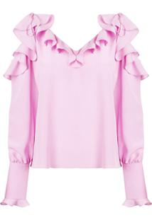 Stella Mccartney Blusa 'Marely' - Rosa