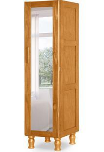 Guarda-Roupa Closet Modulado Com Espelho Zeus 1 Pt Mel