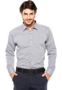 Camisa Mr Kitsch Alexander Azul