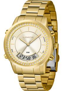 Relógio Lince Feminino Lag4640Lc1Kx