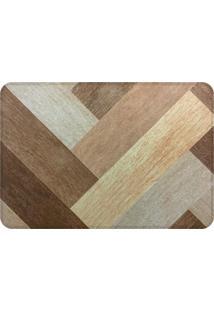 Tapete Love Decor Sala Wevans Texture Wood Único - Tricae