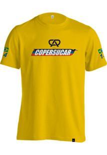 Camiseta Fórmula Retrô Copersucar Fittipaldi Ano 1978 - Masculino
