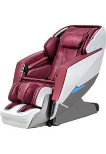 Poltrona De Massagem Plenitude Import Neo Space Bivolt Rubi