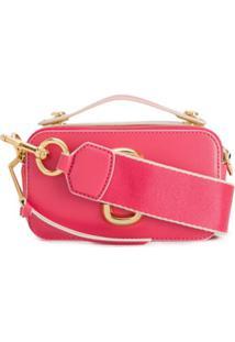 Marc Jacobs Snapshot Camera Shoulder Bag - Rosa