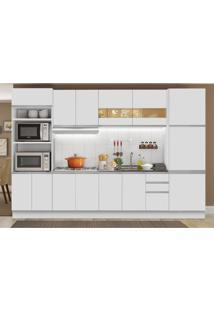 Cozinha Completa Glamy 14 Pt 3 Gv Branca