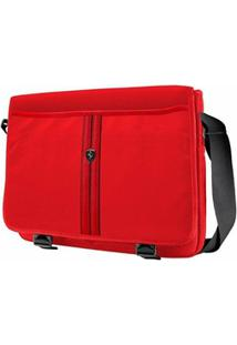 Bolsa Para Notebook Ferrari Urban Messengerr - Ve - Unissex