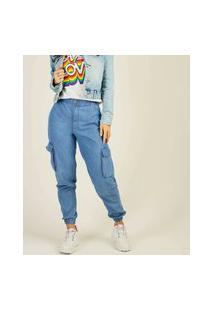 Calça Feminina Jogger Razon Jeans