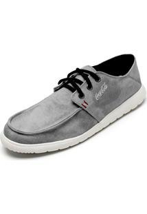 Sapatênis Coca Cola Shoes Burt Cinza