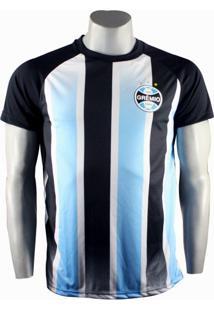 Camisa Masculina Grêmio Classic Poa