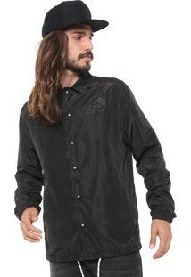 Jaqueta Corta Vento Oakley Mod One Icon Coat Jacket Preta